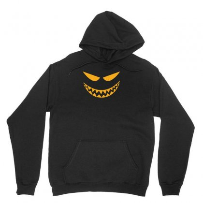 Funny Evil Cool Gremlin Face Unisex Hoodie Designed By Funtee