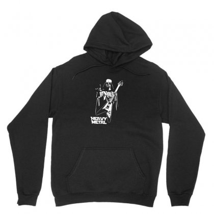 Funny Darth Vader Heavy Metal I Find Your Lack Star Wars Unisex Hoodie Designed By Funtee