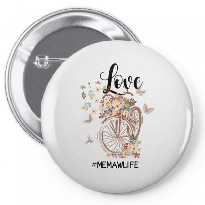Love Memawlife Pin-back Button Designed By Wizarts