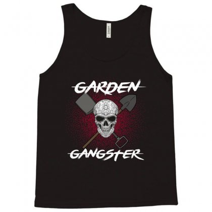 Garden Gangster Tank Top Designed By Wizarts