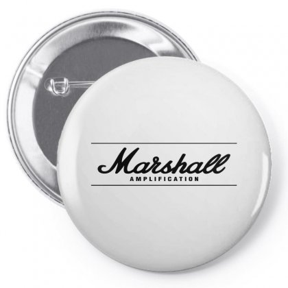 Marshall Amps Pin-back Button Designed By Ratna Valen
