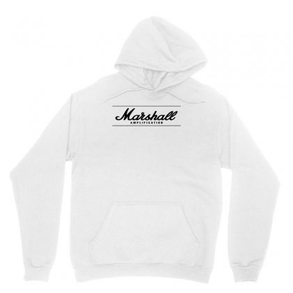 Marshall Amps Unisex Hoodie Designed By Ratna Valen
