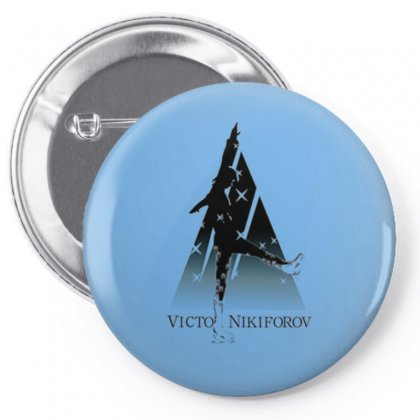 Yuri On Nice Pin-back Button Designed By Arum
