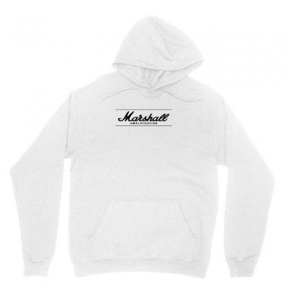 Marshall Amps Unisex Hoodie Designed By Arum