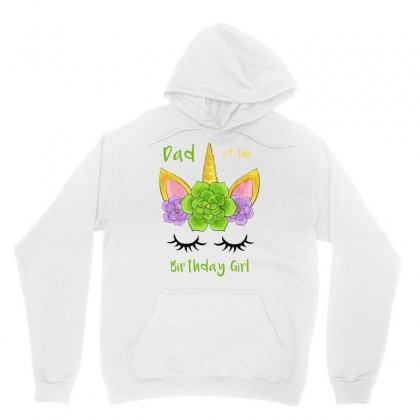 Dad Of The Birthday Girl Unisex Hoodie Designed By Akin