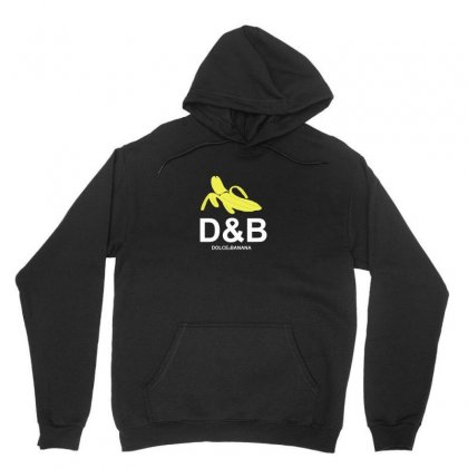 Funny Mens T Shirt Dolce & Banana Unisex Hoodie Designed By Ismi