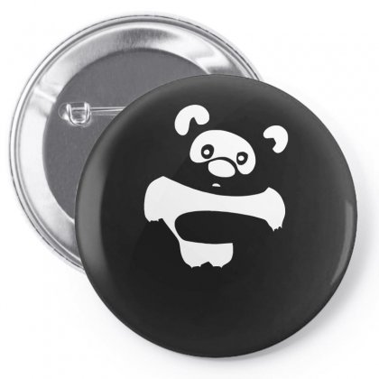 Funny Vinny Pooh Pin-back Button Designed By Ismi