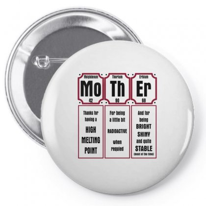 Mother Pin-back Button Designed By Wizarts