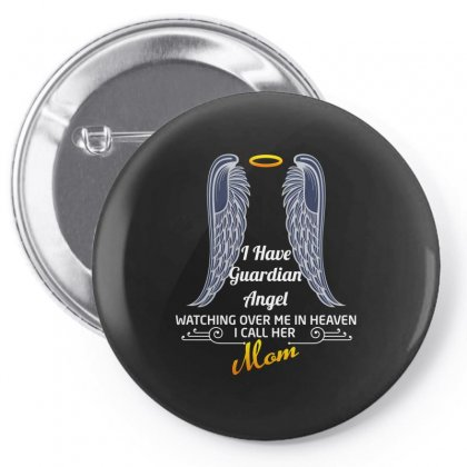 Mom Pin-back Button Designed By Wizarts