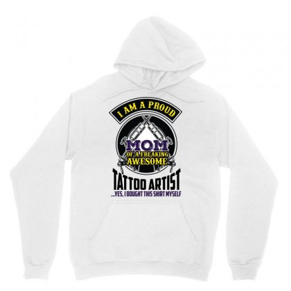 I Am A Proud Mom Unisex Hoodie Designed By Wizarts