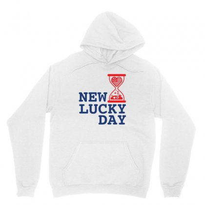 Usa New Lucky Day Creative Icon Unisex Hoodie Designed By Lion Star Art