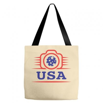 Photographers Of The United States Creative Icon Tote Bags Designed By Lion Star Art