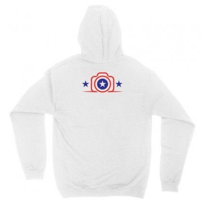 Photographers Of The United States Icon Unisex Hoodie Designed By Lion Star Art