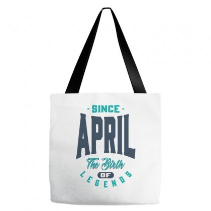 Since April Tote Bags Designed By Chris Ceconello