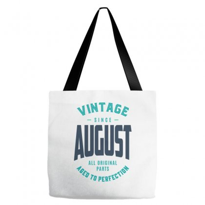 Made In August Tote Bags Designed By Chris Ceconello