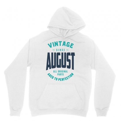 Made In August Unisex Hoodie Designed By Chris Ceconello