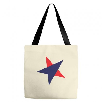 Us Star Tote Bags Designed By Lion Star Art