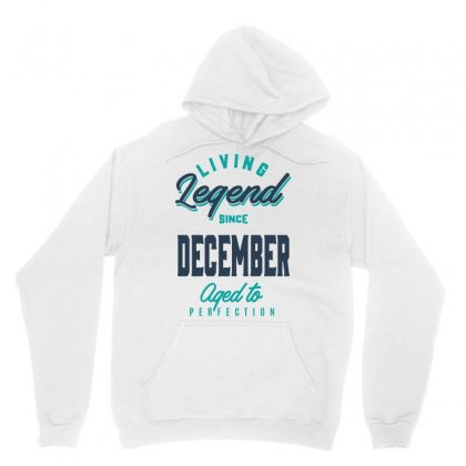 Since December Unisex Hoodie Designed By Chris Ceconello