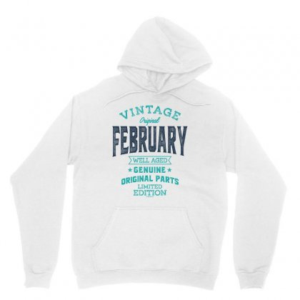 Made In Febriary Unisex Hoodie Designed By Chris Ceconello
