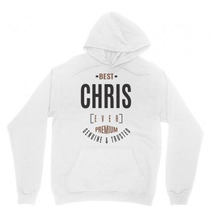Is Your Name Chris ? This Shirt Is For You! Unisex Hoodie Designed By Chris Ceconello