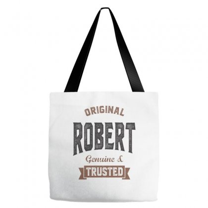 Is Your Name Robert ? This Shirt Is For You! Tote Bags Designed By Chris Ceconello