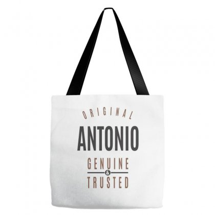 Is Your Name Antonio ? This Shirt Is For You! Tote Bags Designed By Chris Ceconello
