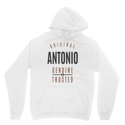 Is Your Name Antonio ? This Shirt Is For You! Unisex Hoodie Designed By Chris Ceconello
