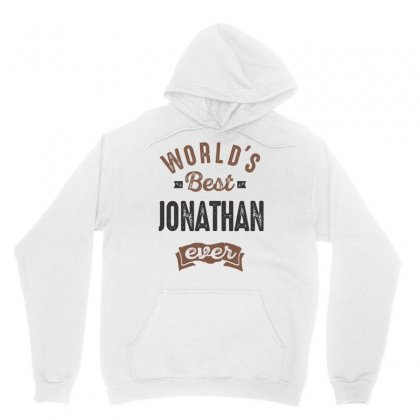 Is Your Name Jonathan ? This Shirt Is For You! Unisex Hoodie Designed By Chris Ceconello