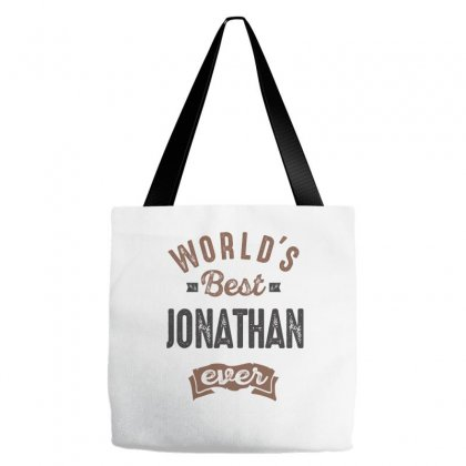 Is Your Name Jonathan ? This Shirt Is For You! Tote Bags Designed By Chris Ceconello