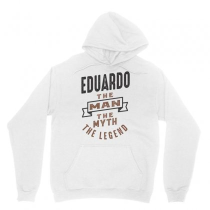 Is Your Name  Eduardo ? This Shirt Is For You! Unisex Hoodie Designed By Chris Ceconello