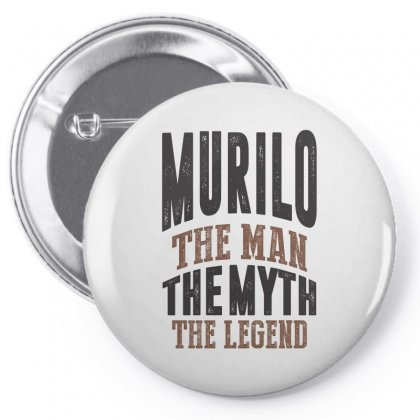 Is Your Name  Murilo ? This Shirt Is For You! Pin-back Button Designed By Chris Ceconello