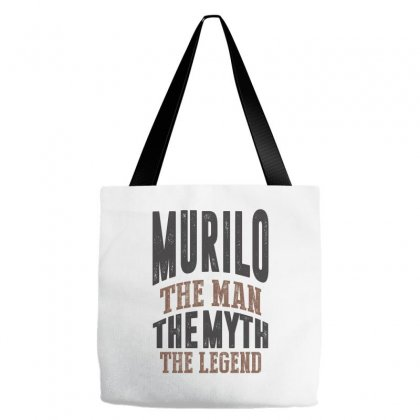 Is Your Name  Murilo ? This Shirt Is For You! Tote Bags Designed By Chris Ceconello