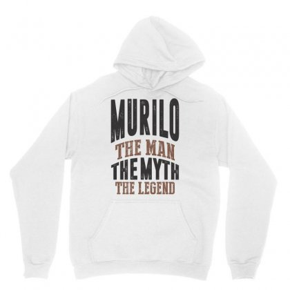 Is Your Name  Murilo ? This Shirt Is For You! Unisex Hoodie Designed By Chris Ceconello