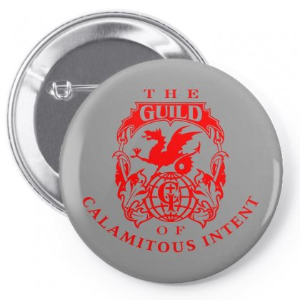 Guild Of Calamitous Intent Pin-back Button Designed By Tasha