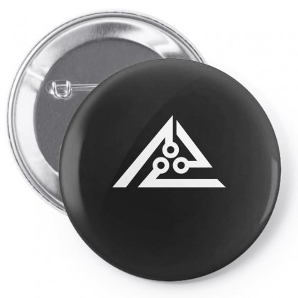 Geth Armoury Logo Pin-back Button Designed By Enjang