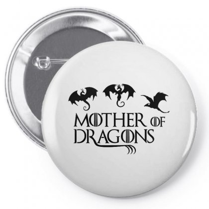 Dragons Will Be Dragons Pin-back Button Designed By Ratna Valen
