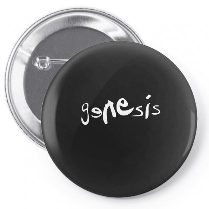 Genesis Band Rock Phil Collins Musica Pin-back Button Designed By Enjang