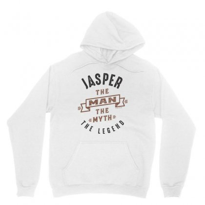 Is Your Name  Jasper ? This Shirt Is For You! Unisex Hoodie Designed By Chris Ceconello