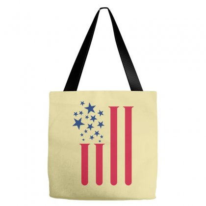 Us Lab Creative Illustration Icon Tote Bags Designed By Lion Star Art