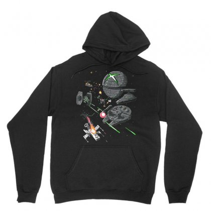 Console Wars 1 Unisex Hoodie Designed By Equinetee