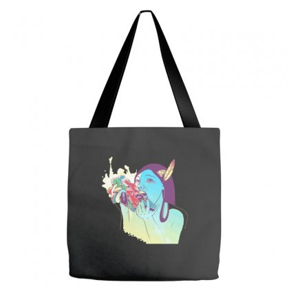 Abjad Consumption Tote Bags Designed By Equinetee