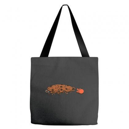 Cookie Crumbled Tote Bags Designed By Equinetee