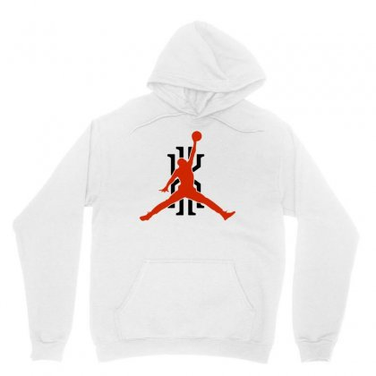 Kyrie Unisex Hoodie Designed By Pinkanzee