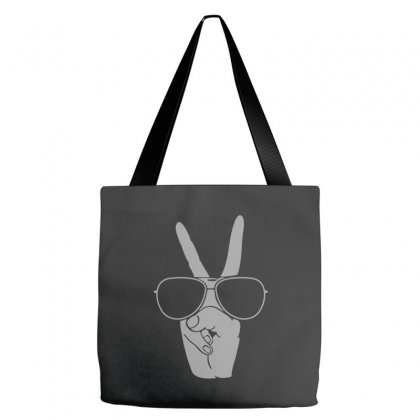 Cool Hand Peace Tote Bags Designed By Equinetee