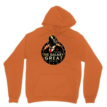 Make The Galaxy Great Again Unisex Hoodie Designed By Blqs Apparel