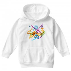 Arabic calligraphy creative collage Youth Hoodie | Artistshot