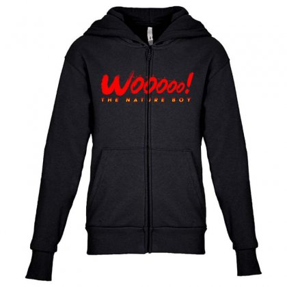 Ric Flair Drip Youth Zipper Hoodie Designed By Vanitty