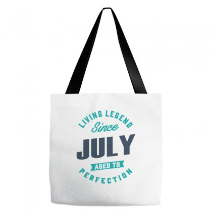 Since July Tote Bags Designed By Chris Ceconello