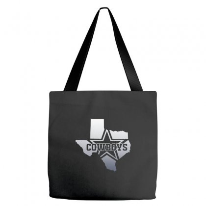 Cowboys Tote Bags Designed By Equinetee