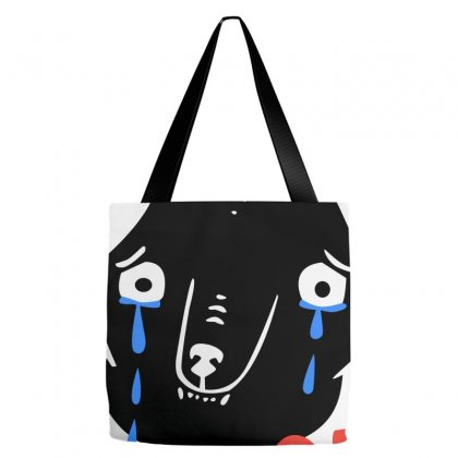 Cry Wolf Tote Bags Designed By Equinetee